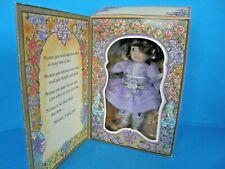 Marie Osmond Fine Porcelain Mother'S Day Greeting Card Doll 1994