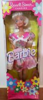 1996 Mattel Special Edition Russel Stover Candies Barbie Doll Damaged Box