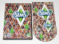 The Sims 3 Game PC Complete 2009