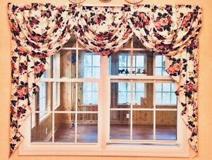 "Waverly Fairfield ""Pleasant Valley"" brand curtains"
