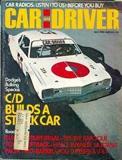 1976 Car & Driver Magazine: Dodge Bullring/Car Radios/Buick Century Regal