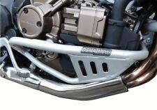 Honda CRF 1000 L Africa Twin DCT Sturzbügel silber unten 2016 – 2018 Motorschutz