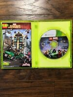 LEGO Marvel Super Heroes - Xbox 360 Game - Tested