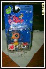 Littlest Pet Shop Parrot  #882 Sportiest, 2008 Release NIP