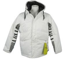 NEW Burton TWC Shaun White The Puffy Jacket!  L   White  Dry Ride  *Runs Large*