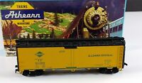 Athearn 5026 Illinois Central 40' Steel Reefer Car IC 50300 HO Scale