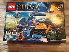 Lego Equila's Ultra Striker (70013) Retired 2013 3 Minifigures