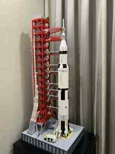 NASA Saturn-V Launch Umbilical Tower MOC ( Australia Top Rated Seller)