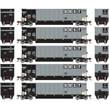 Athearn ATH79631 HO Bethgon Coalporter w/ Load Pack (5) BNSF #2 Rolling Stock