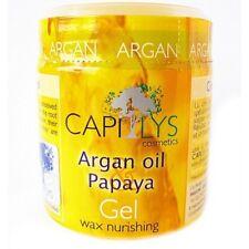 Cera Gel Capilar Capilys Nutritiva con Aceite de Argán y Papaya - 2 x 120 gr
