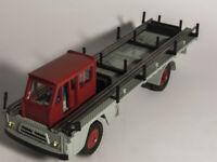 DINKY Toy 885 Atlas 1/43 Dinky Toys CAMION SAVIEM S7 PORTE-FER DIECAST CAR MODEL