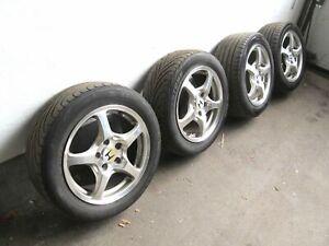 "Honda S2000 Original Alloy Wheels 16 "" with Summer Tyre"