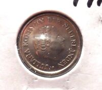 CIRCULATED 1979 25 CENT NETHERLANDS COIN! (71215)