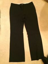 Wide Leg Viscose Petite Tailored Trousers for Women