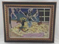 HENRI MATISSE Still Life with Dance 1909 Framed Art Print 17.25 x 14.5