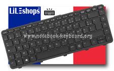 Clavier Français Original pour HP 736652-051 738687-051 avec Cadre