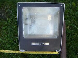 External Floodlight Son Star SON-T 75Watt SON complete with lamp