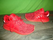Adidas boost red shoes size 4.5 great shape
