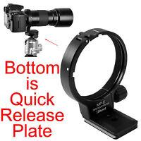 Objektiv Stativschelle Kameraplatte für Canon B(B) EF 180mm f/3.5L Macro USM