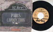 PARIS CONNECTION  raro disco 45 giri  ELOISE  Made in ITALY 1978