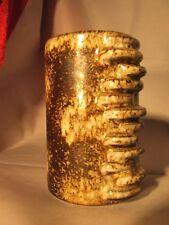 Rare 70´s WGP design Dümler & Breiden Keramik  vase STUDIO  61/10 marbled glaze