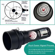 "Svbony 7 Bright Level 1.25"" red Laser Collimator 2�Adaptor For Telescopes Us New"
