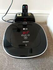 LG Hom-Bot Vacuum Cleaner Robot 18W Hepa-11 with two corner brushes VR62701LVB