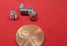 "18-8 Stainless Steel Set Screws, Cup Point, 1/4-20 x 1/4"" Length, 200 Pieces"
