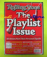 ROLLING STONE USA MAGAZINE 1119/2010 Cee lo Nicky Minaj Michael Jackson  No cd