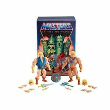 Matte SDCC 2019 Masters of The Universe He-man and Prince Adam Figures