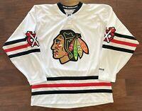 Chicago Blackhawks 2015 Winter Classic Hockey Jersey Large Reebok Premier NHL
