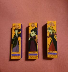 NIB Colourpop x Hocus Pocus 3 Lip Cremes Set Kit Free Shipping!