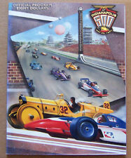 OFFICIAL PROGRAM ~ 1997 INDIANAPOLIS 500 ~ OLDS AURORA INDY PACE CARQ