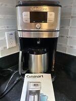 Cuisinart Burr Grind & Brew 10 cup Coffeemaker (DGB-850)