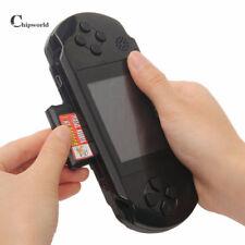 BlackPXP Game Console Handheld Portable 16 Bit Retro Video 200 Game LCD Kid PLAY