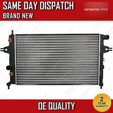 VAUXHALL ASTRA G / ZAFIRA A 1.4,1.6,1.8 AUTO/MAN RADIATOR 99>05 WITH AC