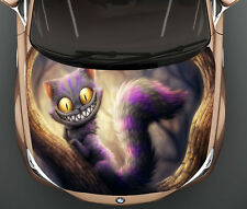 Anime Cat, Fantasy Full Color Car Hood Vinyl, Car Vinyl Graphics gc 898