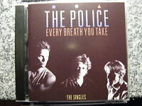 CD The Police / Every Breath you Take – Album 1986 – Made in USA 12 Tracks