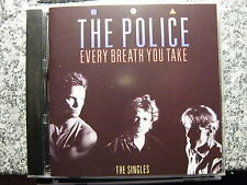 CD THE POLICE/every strips you take – album 1986 – Made in USA 12 tracks