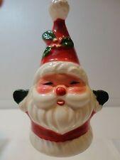 Josef Originals Christmas Santa Bell figurine