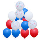 1 package 100 Patriotic Decorations Special Latex Balloons - Fourth of July
