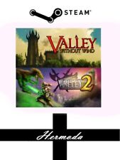 A Valley Without Wind 1 and 2 Dual Pack Steam Key - for PC, Mac or Linux