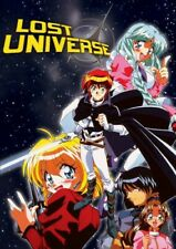 Lost Universe: The Complete Series Collection (5 Disc) DVD NEW