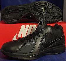 2010 SAMPLE Nike Zoom KD III 3 Black Dark Grey Kevin Durant SZ 9 ( 417279-002 )