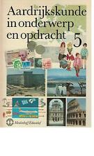 C.J. Buijtendijk - Aardrijkskunde in onderwerp en opdracht 5 - 1983