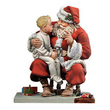 ANDREA MINIATURES WY-14 - A WONDERFUL WORLD SANTA'S ADVICE - 54mm WHITE METAL