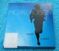 "Michael Jackson Dual Disc "" SMOOTH CRIMINAL "" Visionary CD DVD Video"