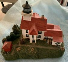 Harbor Lights Lighthouse Grand Traverse Michigan #191. Great condition!