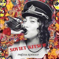 REGINA SPEKTOR Soviet Kitsch CD/DVD (CD, 2006 Sire) New-Sealed