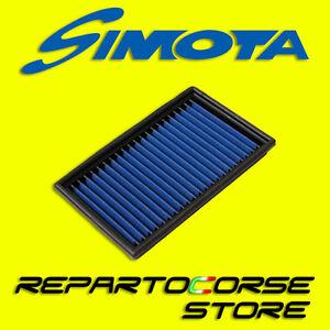 FILTRO ARIA SPORTIVO SIMOTA - FIAT BRAVO II  1.4 16V 90cv
